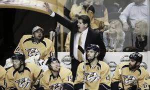Los Predators extienden el contrato de Laviolette dos años más
