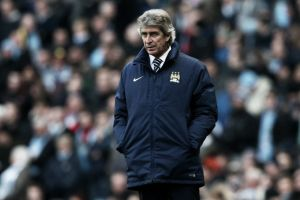 Pellegrini insists he is under no pressure