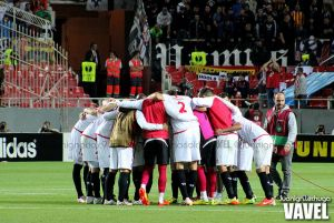 Real Sociedad - Sevilla: puntuaciones del Sevilla, jornada 24 de Liga BBVA