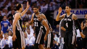 Duncan abbatte i Thunder, sarà di nuovo Heat-Spurs