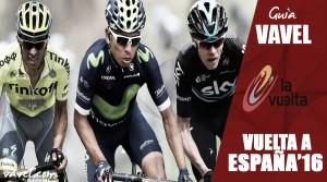 Guía VAVEL de la Vuelta a España 2016