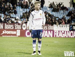 Sergio Gil disputó en Santander su primer partido como titular