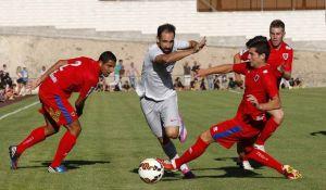 Atlético de Madrid - CD Numancia: primer test de pretemporada