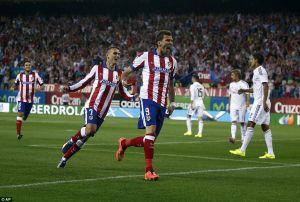 VIDEO Il gol di Mandzukic che ha consegnato la Supercoppa all'Atletico Madrid