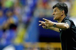 """Mendilibar: """"El Villarreal jugó mejor, el resultado es justo"""""""