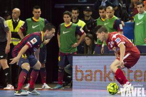 Barcelona Alusport - ElPozo Murcia: con la intensidad de una 'final'