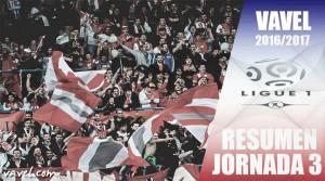 Ligue 1: resumen de la jornada 3