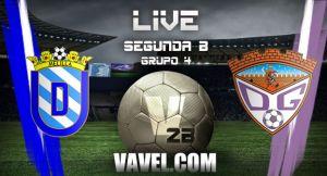 Melilla - Guadalajara en directo