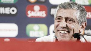 Anunciada la lista de convocados de Portugal para los dos próximos partidos