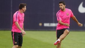 Suárez jugará con el Barcelona B