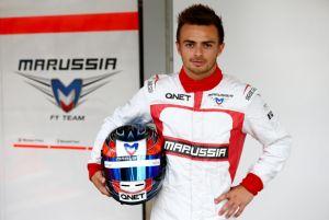 Will Stevens Joins Manor Ahead Of 2015 Formula One Season