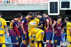 Antecedentes entre el Barcelona B y el Alcorcón