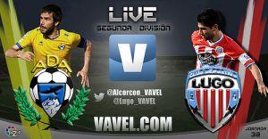 Alcorcón - Lugo, en directo