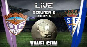 Guadalajara - San Fernando en directo online