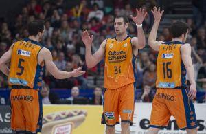 El Valencia Basket sucumbe a un anotador CAI