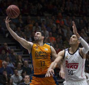 El Valencia Basket deja escapar una victoria por un mal tercer cuarto