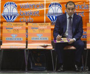 Carles Duran dirigirá el Valencia Basket hasta final de temporada