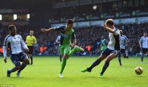 Una genialidad de Ayoze hace volar al Newcastle