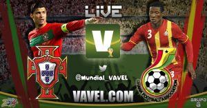 Portugal x Gana    na Copa do Mundo 2014