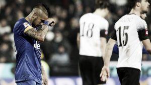 Il Cesena frena la Juve. Finisce 2-2 al Manuzzi