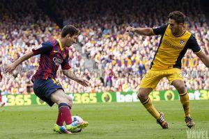 Simeone, la bestia negra de Messi
