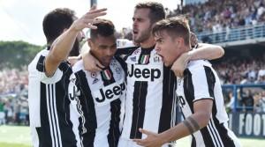 Higuaín y Dybala mantienen a la Juventus en el liderato