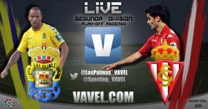 UD Las Palmas vs Sporting de Gijón en directo online