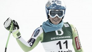 Sci Alpino - Mondiali St. Moritz: Stuhec conferma il dominio in prova