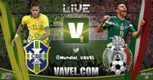 Live Brasile vs Messico, Mondiali Brasile 2014 in diretta