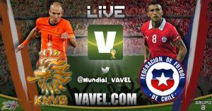 Chile vs Holanda en vivo y online