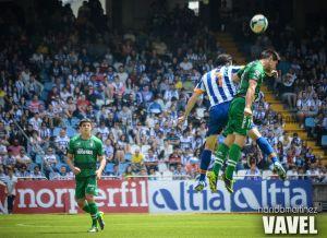 Deportivo de la Coruña - S.D. Eibar: puntuaciones del Deportivo de La Coruña, jornada 39