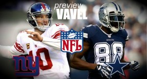 New York Giants vs Dallas Cowboys preview: NFC East foes open season looking for early division lead