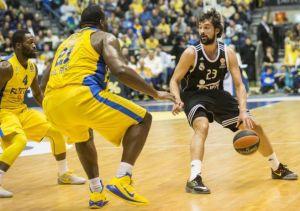Real Madrid - Maccabi Tel Aviv: la ventaja de campo entre ceja y ceja