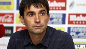 """Asier Garitano: """"Creo que hemos sido mejores que el Alavés"""""""