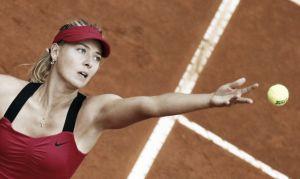 Sharapova a octavos sin apenas despeinarse