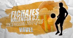 Fichajes del Valencia CF temporada 2014/2015 en directo