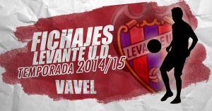 Fichajes del Levante UD temporada 2014/2015 en directo