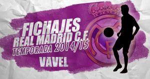 Fichajes del Real Madrid CF temporada 2014/2015 en directo