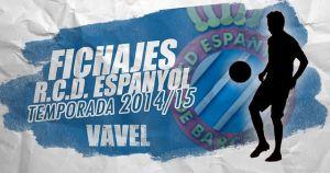 Fichajes del RCD Espanyol temporada 2014/2015 en directo