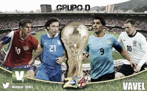 Grupo D: el 'grupo de la muerte' y de los siete Mundiales