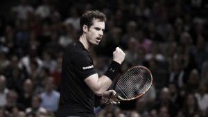 Murray resiste a la brillantez de Gasquet