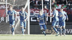 Buon punto per l'Empoli contro il Genoa