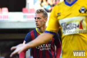 """Dani Nieto: """"El estilo del Barça no tiene nada que ver con el Eibar"""""""