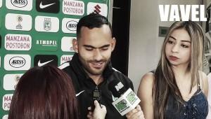 """Cristian Vargas: """"estoy contento, trabajando fuertemente"""""""