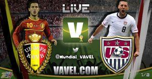 Mundial 2014: Estados Unidos vs Bélgica en vivo online