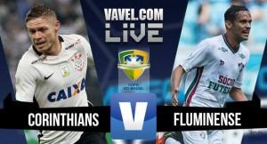 Resultado Corinthians x Fluminense pela Copa do Brasil (1-0)
