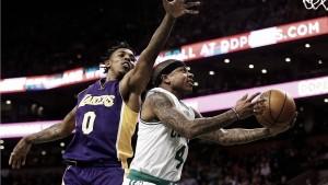 Resumen NBA: históricos Celtics