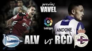 Previa Deportivo Alavés - Deportivo de la Coruña: hacer de Mendizorrotza un fortín