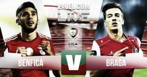 Benfica 3-1 Braga: estas águilas vuelan en solitario a la cima