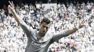 Manita di Ronaldo: 5 reti all'Espanyol per un Real galattico